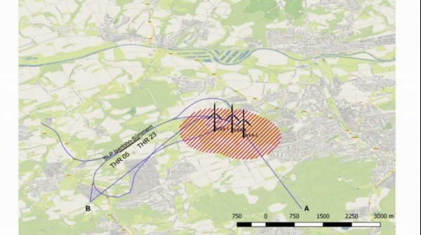 GfL delivers aeronautical study concerning flight operations at special-purpose airfield Iserlohn-Sümmern due to the installation of wind turbines in its vicinity