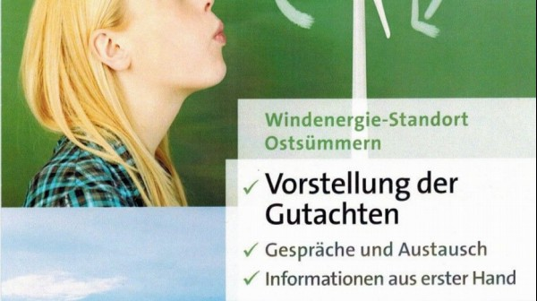 Aeronautical study concerning flight operations at special-purpose airfield Iserlohn-Sümmern due to the installation of wind turbines – public presentation of GfL's expert report
