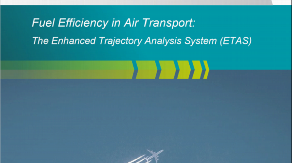 "News in the download area: Flyer ""Enhanced Trajectory Analysis System (ETAS)"""