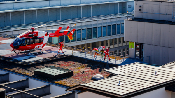 Risk analysis on helicopter flight operations at the University Hospital Zurich